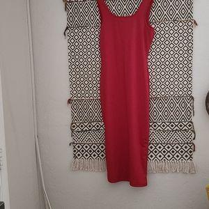 Dresses - Women's Casual Sleeveless Tank Top Long Maxi Dress